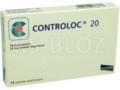 Controloc 20 interakcje ulotka tabletki dojelitowe 0,02 g 14 tabl.