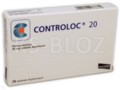 Controloc 20 interakcje ulotka tabletki dojelitowe 0,02 g 28 tabl.