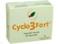 Cyclo 3 Fort interakcje ulotka kapsułki twarde 0,15g+0,15g+0,1g 30 kaps.