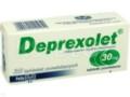 Deprexolet interakcje ulotka tabletki powlekane 0,03 g 30 tabl.