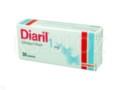 Diaril interakcje ulotka tabletki 1 mg 30 tabl.