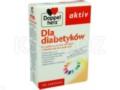Doppelherz aktiv Dla diabetyków interakcje ulotka tabletki  30 tabl.