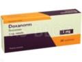 Doxanorm interakcje ulotka tabletki 2 mg 30 tabl.