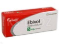 Ebivol interakcje ulotka tabletki 5 mg 30 tabl.