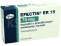 Efectin ER 75 interakcje ulotka kapsułki o przedłużonym uwalnianiu 0,075 g 28 kaps.
