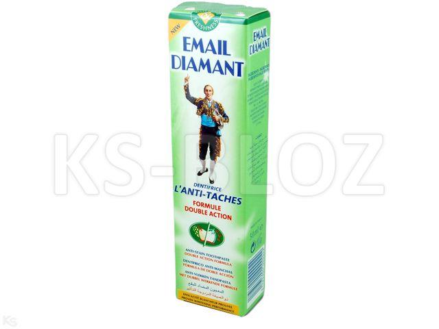 EMAIL DIAMANT Past.d/zęb. dla palaczy interakcje ulotka   50 ml