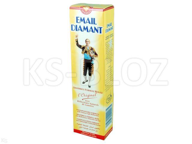 EMAIL DIAMANT Past.d/zęb. wybiel. interakcje ulotka   50 ml