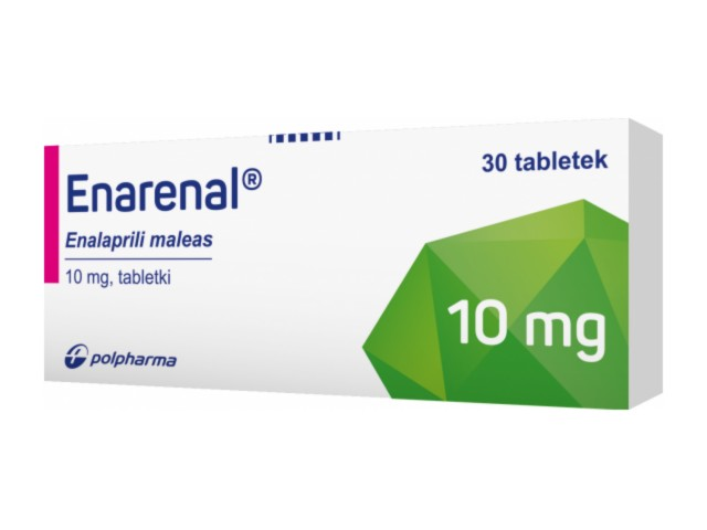 Enarenal interakcje ulotka tabletki 0,01 g 30 tabl.