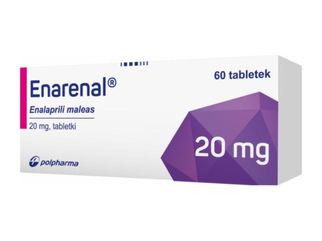 Enarenal interakcje ulotka tabletki 0,02 g 60 tabl.