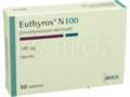 Euthyrox N 100 interakcje ulotka tabletki 0,1 mg 50 tabl.