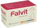 Falvit interakcje ulotka drażetki  60 draż.