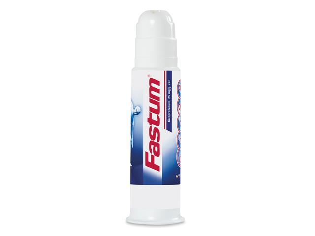 Fastum interakcje ulotka żel 0,025 g/g 100 g