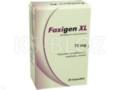 Faxigen XL 75 mg interakcje ulotka kapsułki o przedłużonym uwalnianiu twarde 0,075 g 28 kaps.