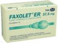 Faxolet ER interakcje ulotka kapsułki o przedłużonym uwalnianiu twarde 0,0375 g 28 kaps.