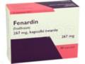 Fenardin interakcje ulotka kapsułki twarde 0,267 g 30 kaps.