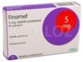 Finamef interakcje ulotka tabletki powlekane 5 mg 30 tabl.