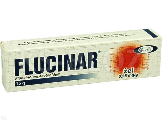 Flucinar interakcje ulotka żel 0,25 mg/g 15 g