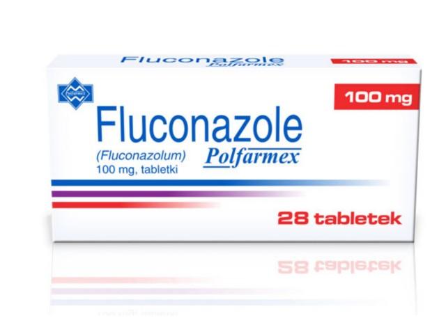 Fluconazole Polfarmex interakcje ulotka tabletki 0,1 g 28 tabl.