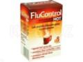 Flucontrol Hot interakcje ulotka proszek do sporządzania roztworu doustnego 1g+0,01g+4mg 8 sasz. po 5.5 g