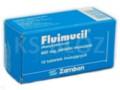 Fluimucil Forte interakcje ulotka tabletki musujące 0,6 g 10 tabl.