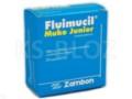 Fluimucil Muko Junior interakcje ulotka granulat do sporządzania roztworu doustnego 0,1 g 20 sasz. po 1 g
