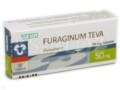 Furaginum Teva interakcje ulotka tabletki 0,05 g 30 tabl.