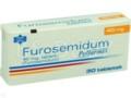 Furosemidum Polfarmex interakcje ulotka tabletki 0,04 g 30 tabl.
