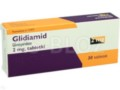 Glidiamid interakcje ulotka tabletki 2 mg 30 tabl.