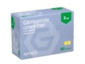Glimepiride Genoptim interakcje ulotka tabletki 3 mg 30 tabl.