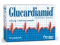 Glucardiamid interakcje ulotka pastylki do ssania 1,5g+0,125g 10 pastyl.