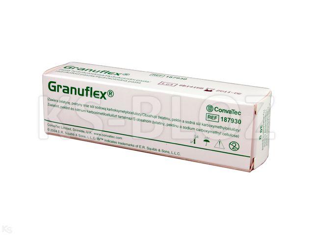GRANUFLEX Pasta interakcje ulotka   30 g
