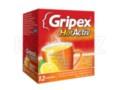 Gripex Hot (HotActiv) interakcje ulotka proszek do przygotowania roztworu doustnego 0,65g+0,05g+0,01g 12 sasz. po 4 g