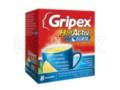 Gripex Hot Max (HotActiv Forte) interakcje ulotka proszek do przygotowania roztworu (1g+0,1g+0,0122g)/sasz. 8 sasz.