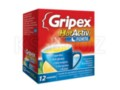 Gripex Hot Max (HotActiv Forte) interakcje ulotka proszek do przygotowania roztworu (1g+0,1g+0,0122g)/sasz. 12 sasz.