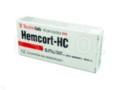 Hemkortin-HC interakcje ulotka czopki doodbytnicze (0,01g+0,01g)/g 12 czop.