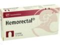 Hemorectal interakcje ulotka czopki doodbytnicze  10 czop.