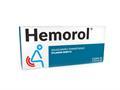 Hemorol interakcje ulotka czopki doodbytnicze  12 czop.