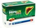 Hepaliv Complex interakcje ulotka kapsułki  50 kaps.