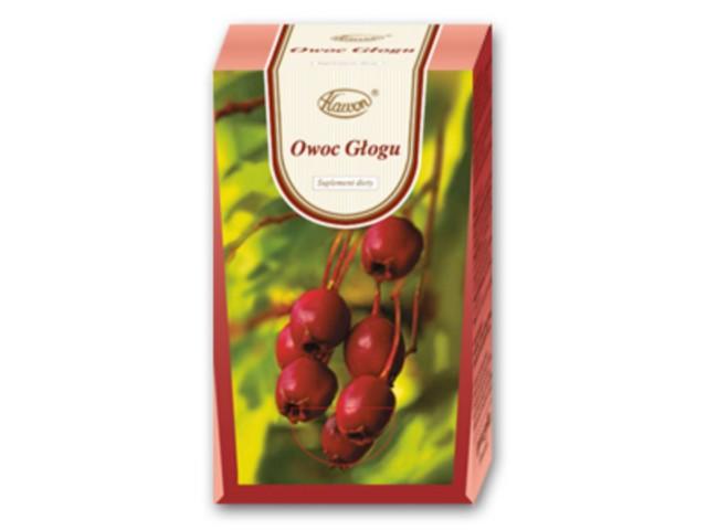 Herbatka fix Owoc Głogu interakcje ulotka  3 g 20 sasz. po 3 g