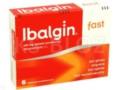 Ibalgin Fast interakcje ulotka tabletki powlekane 0,4 g 6 tabl.