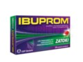 Ibuprom Zatoki interakcje ulotka tabletki powlekane 0,2g+0,03g 24 tabl.