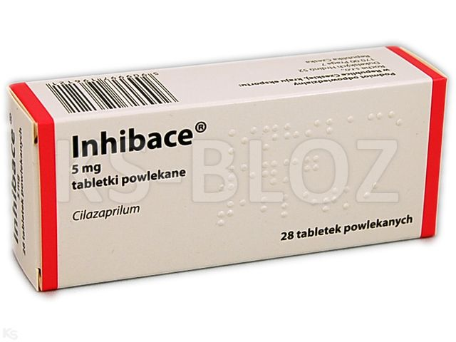 Inhibace interakcje ulotka tabletki powlekane 5 mg 28 tabl.