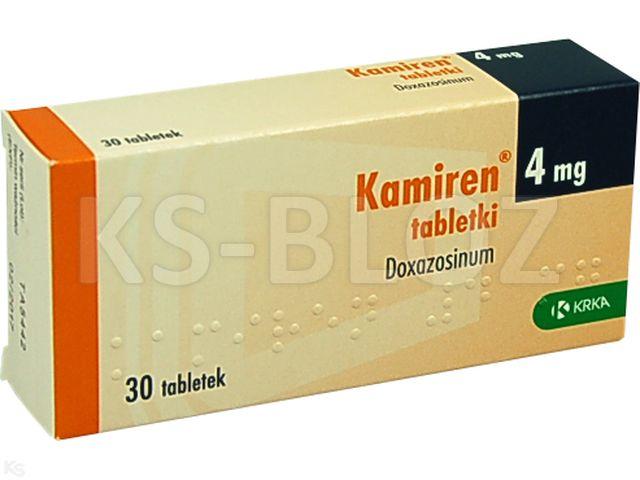 Kamiren interakcje ulotka tabletki 4 mg 30 tabl.