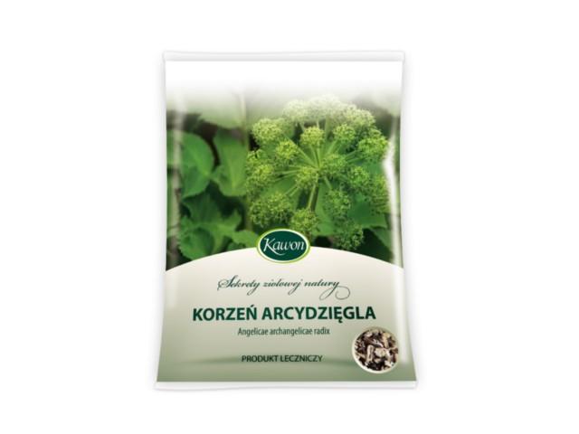 Korzeń Arcydzięgla interakcje ulotka zioła do zaparzania 1 g/g 50 g