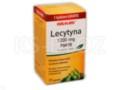 Lecytyna 1200 mg Forte interakcje ulotka kapsułki  37 kaps.