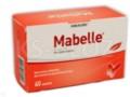 Mabelle interakcje ulotka tabletki  60 tabl.