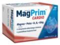 Magprim Cardio interakcje ulotka tabletki powlekane  50 tabl.