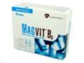Magvit B6 interakcje ulotka tabletki dojelitowe 0,048g Mg+5mg 30 tabl.