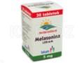 Melatonina LEK-AM interakcje ulotka tabletki 5 mg 30 tabl.