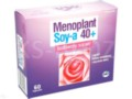 Menoplant Soy-a 40+ interakcje ulotka kapsułki  60 kaps.